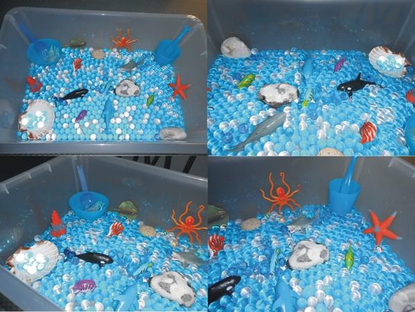 activite manuelle ocean maternelle